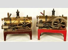 Weeden Toy One Lunger Steam Engines