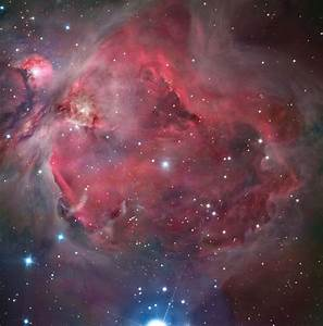 Digital Photograph of M42, the Great Nebula in Orion