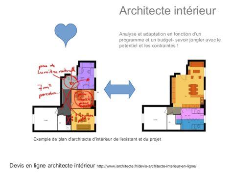devis architecte interieur en ligne