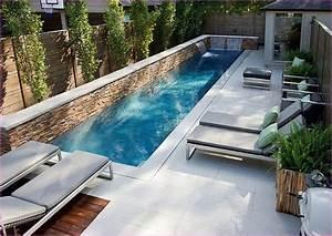 Mini Pool Design : lap pool in small backyard google search screened hot tub pinterest lap pools backyard ~ Markanthonyermac.com Haus und Dekorationen
