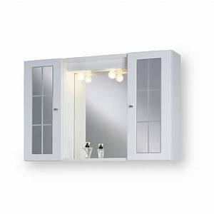 Spiegelschrank Weiß Holz : jokey oslo 90 sp farbe wei spiegelschrank mdf holz ma e b h t ~ Markanthonyermac.com Haus und Dekorationen