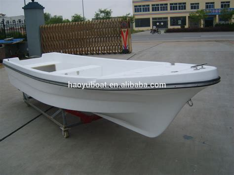 Boat Plug Manufacturers by 13 8ft 4 2m Double Hull Fiberglass Fishing Boat For Sale