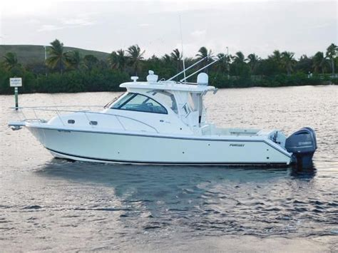 Pursuit Bay Boats by 2010 Pursuit 345 Offshore Power Boat For Sale Www