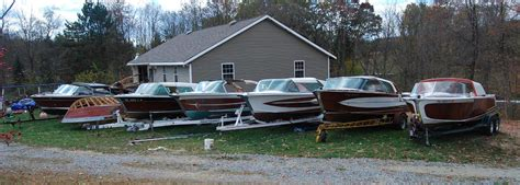 Old Century Boats For Sale by Century Classic Power Boat Index