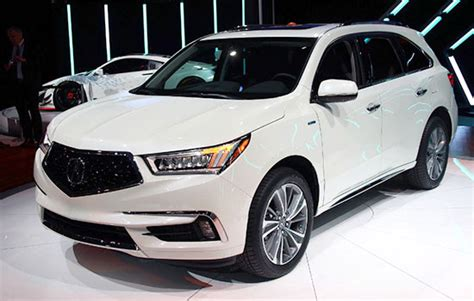 2018 Acura Mdx Changes  Acura Suggestions