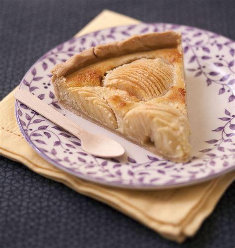 tarte aux pommes et amandes les meilleures recettes de cuisine d 212 d 233 lices