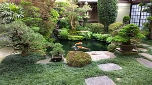 Pflanzen Japanischer Garten Anlegen : japanischen garten anlegen so schaffen sie asiatisches gartenflair ~ Markanthonyermac.com Haus und Dekorationen