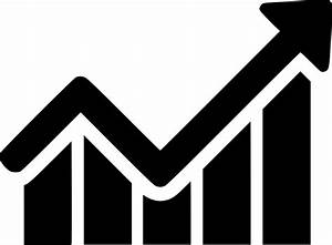 Arrow Increase Profit Chart Graph Analytics Svg Png Icon ...