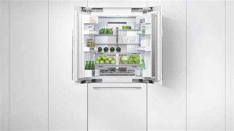 Fisher Paykel Integrated Refrigerator, 36