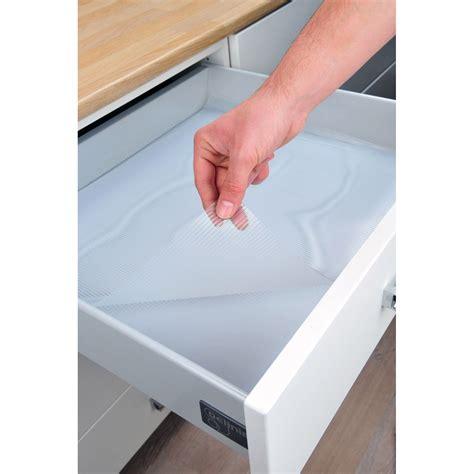 tapis fond de tiroir antid 233 rapant l 150 x p 0 2 cm leroy merlin