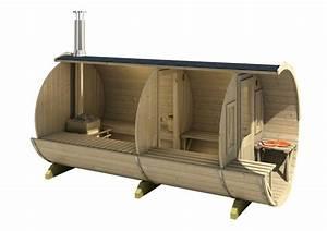 Sauna Im Garten : sauna heizung holzofen oder elektro gartenhaus magazin ~ Markanthonyermac.com Haus und Dekorationen