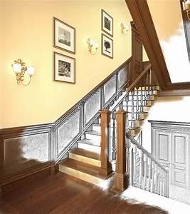 Wandgestaltung Treppenhaus Einfamilienhaus : flur renovieren ~ Markanthonyermac.com Haus und Dekorationen