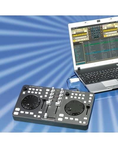Acheter Table De Mixage Et Platines Virtuelles Pour Pc