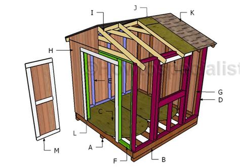 1000 ideas about 8x8 shed on wooden playhouse