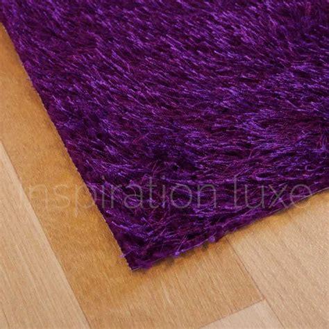 tapis violet de cuisine sur mesure lavable en machine