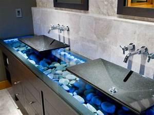 Waschbecken Arbeitsplatte Bad : die 25 besten ideen zu waschbecken auf pinterest badezimmer waschbecken rustikale b der und ~ Markanthonyermac.com Haus und Dekorationen