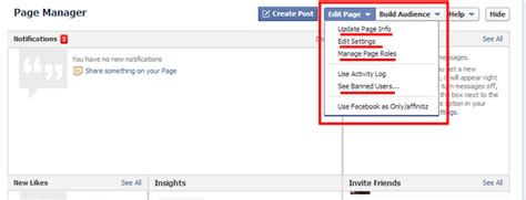 New Facebook Page Layout 18 Things You Need To Know