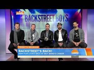 27.01.2015 - Backstreet Boys - NBC - Today Show ...