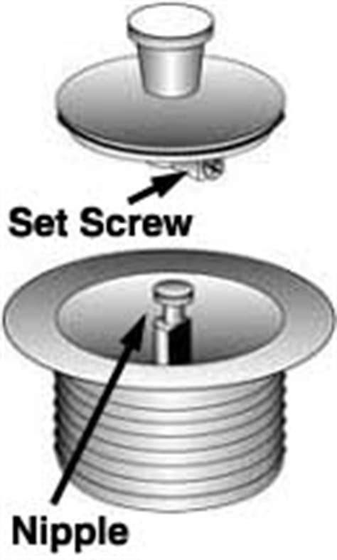 bathtub drain stopper removal lift and turn i can t get the stopper of my drain the top screws