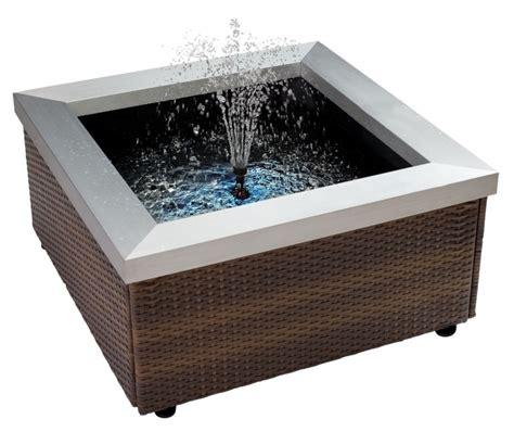 theiling bassin lounge pour int 233 rieur ou terrasse dimensions 77 5 x 77 5 x 40 cm bassins