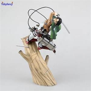 Attack on Titan Levi Rivaille 1/8 Scale Figure Toys ...