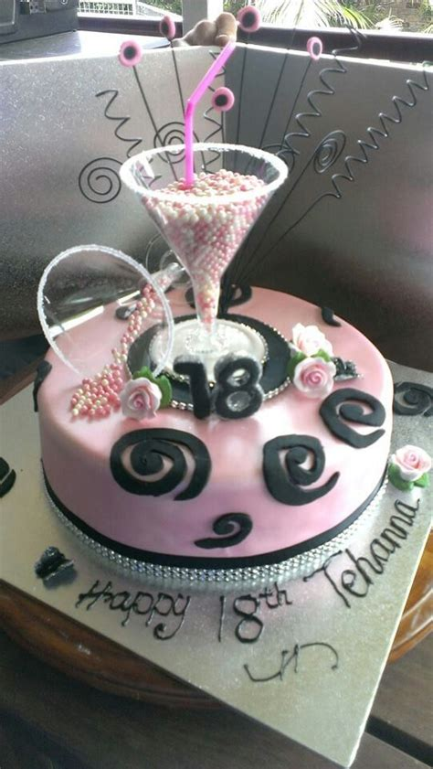 17 Best Images About Birthday Cakes 18 On Pinterest Cute