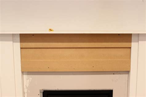 diy fireplace mantel tutorial book design
