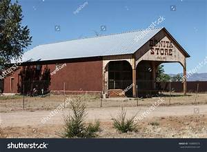 Old 1882 Bonita Store (Dubois Mercantile) Stands Empty On ...