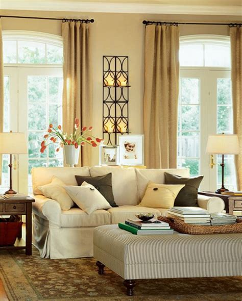 modern warm living room interior decorating ideas by