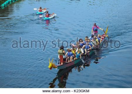 Dragon Boat Racing East London by Quot Dragon Boat Quot Racing On The Canal In Birmingham Uk Stock