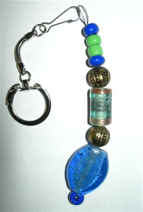 fabriquer un porte cl 233 en perles
