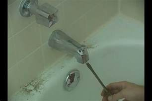 leaky bathtub faucet repair evaluation ehow