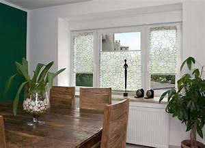 Gardinen Für Esszimmer : dekorativer lichtschutz rollos und plissees f rs esszimmer ~ Markanthonyermac.com Haus und Dekorationen
