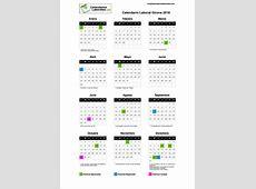 Calendario Laboral Girona 2018