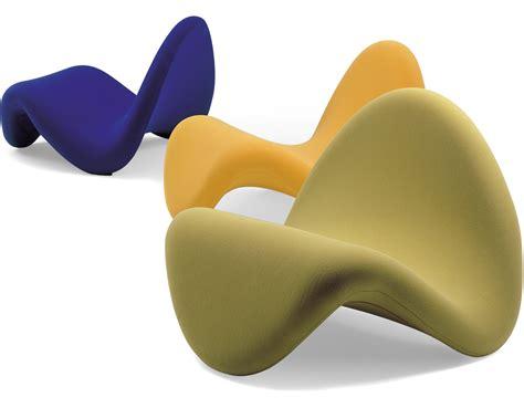 Pierre Paulin Tongue Chair   hivemodern.com