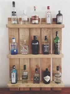 Kleines Regal Küche : einen gin tonic bitte regal aus palette die liebe berlin und blog ~ Markanthonyermac.com Haus und Dekorationen