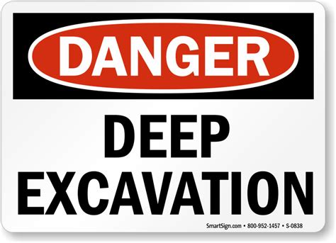 Construction Safety, Deep Excavation Osha Danger Sign, Sku. Best Trading Strategies Secure Virtual Office. Low Income Divorce Attorneys. Top 10 Hosting Providers Tzaziki Sauce Recipe. East Carolina University Graduate School. Real Estate Email Marketing Templates. To Make Internet Faster Colleges In Wausau Wi. Breast Augmentation Colorado. Small Business Network Security
