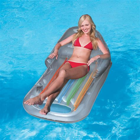 14 chair pool floats cooler donut schwimmring
