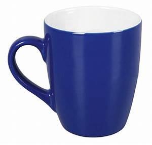 Tasse Schwarz Matt : blau dunkelblaue keramik becher tassen mugs f r firmen handel gewerbe ~ Markanthonyermac.com Haus und Dekorationen