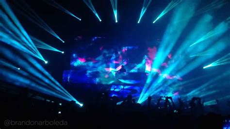 Scow Life by Zedd In Concert Moment Of Clarity Tour 2013 Spectrum Live