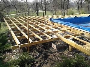 Terrasse Bauen Anleitung : hochterrasse bauen garten holz terrasse ~ Markanthonyermac.com Haus und Dekorationen