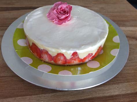 decoration fraisier
