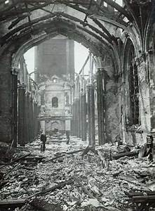 Liverpool's famous St Luke's Church known as the bombed ...