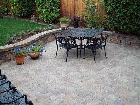 patio materials and surfaces outdoor design landscaping ideas porches decks patios hgtv