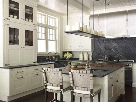 Soapstone Kitchen Island  Contemporary Kitchen