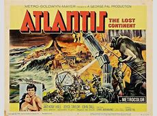 Mike's Movie Cave Atlantis, The Lost Continent 1961