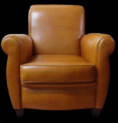 soldes fauteuil club en cuir de vachette longfield 1880