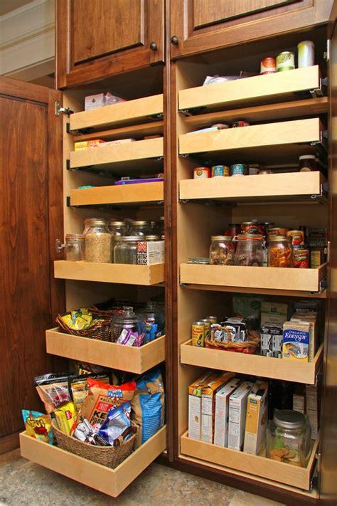 30 Kitchen Pantry Cabinet Ideas For A Wellorganized Kitchen