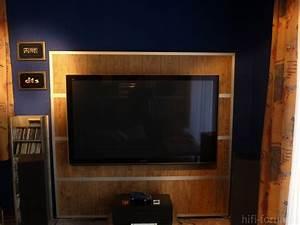 Fernseher Aufhängen Höhe : tvwand fertig doityourself fertig tvwand hififorum ~ Markanthonyermac.com Haus und Dekorationen