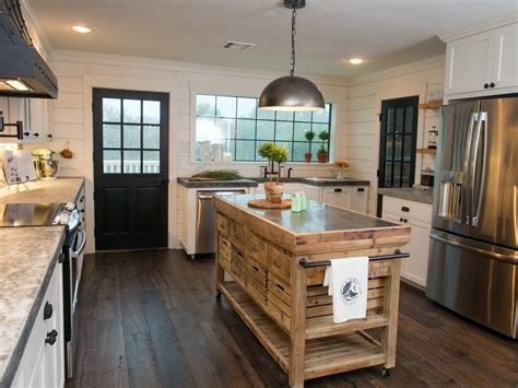 Hgtv Fixer Upper Kitchen Remodels Beautiful Chip And